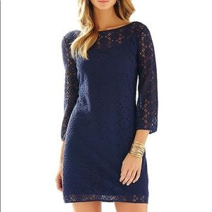 Lily Pulitzer Lace Dress